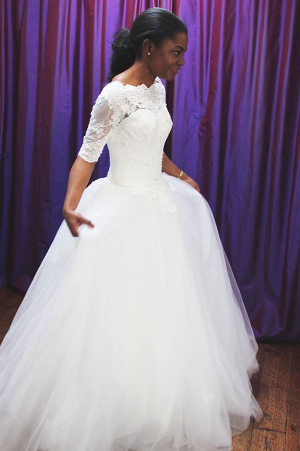 Wedding Dress Alterations Orhan London Tailoring